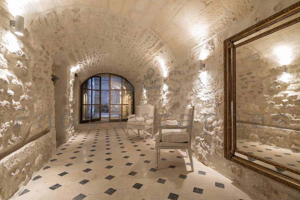 Maison de Ville à Saint Rémy de Provence - Cédric Dartois Architecte