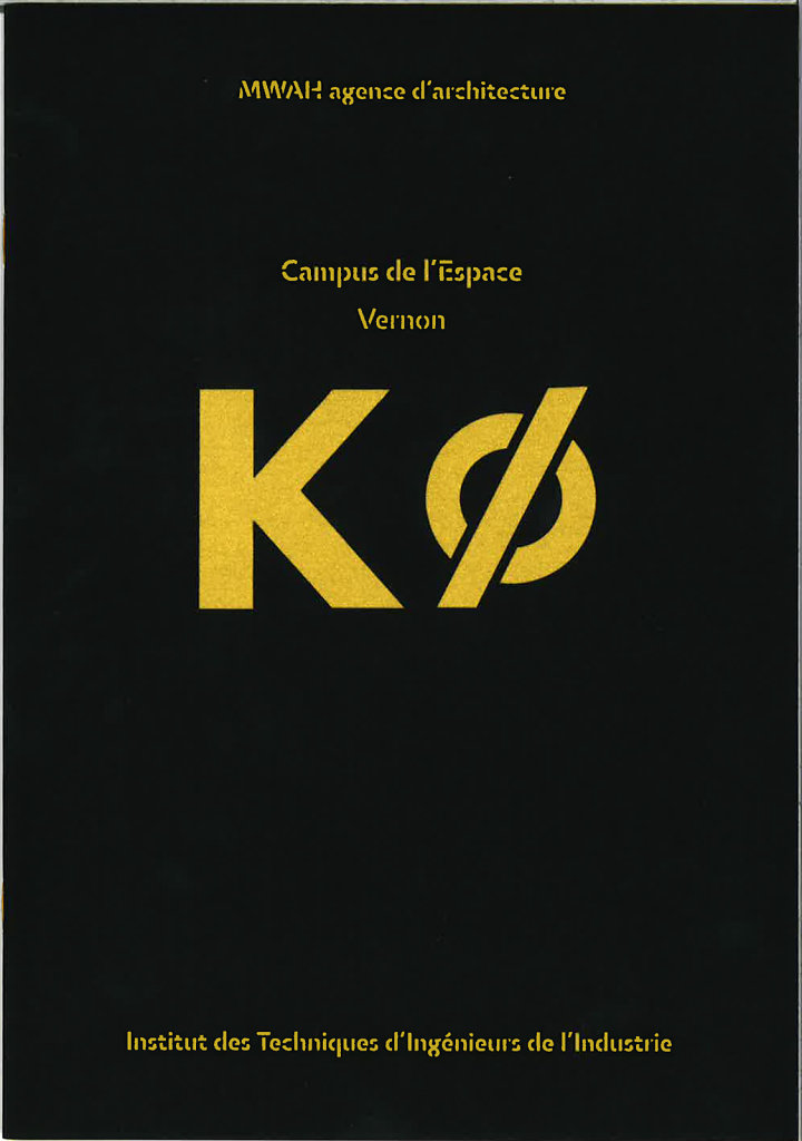 Bâtiment K0 - ITII - Plateau de l'espace - Vernon