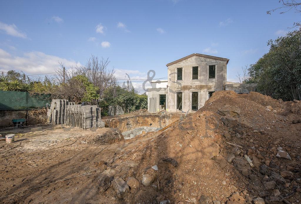 Rénovation Villa - Montolivet Marseille - AR&COM